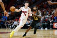 Herro Among Rookies Making Preseason Noise for Miami Heat