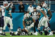Dolphins Pull Off 'Monday Night Upset' in Win Over Patriots