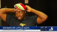 Wyclef Jean Performs at Sounds of Little Haiti