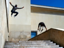 Take a Peek Inside an Off-the-Wall Miami Freerunning Academy Class