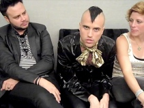 Rockers Neon Trees Talk String Bikinis & Stilettos