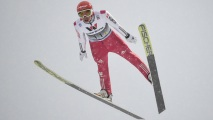 Eric-Frenzel Germany's Eric Frenzel Aiming for Gold in Nordic Combined