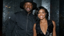 GettyImages-488125536 'Miracle Baby': The Wades Welcome First Child Together