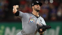 GettyImages-821871664 Marlins Trade Kyle Barraclough to Nationals