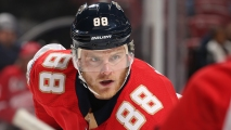 GettyImages-868187602 Panthers' McGinn Out Indefinitely Following Back Surgery