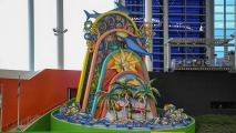 GettyImages-939685896 Marlins Given Permission to Move Home Run Sculpture