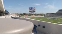 HSFOOTBALL2 $69.9M High School Football Stadium Set to Open in Texas