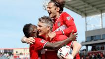 Scheinsteiger Bastian Schweinsteiger Named MLS All-Star Captain