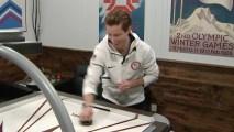 Shaun_White_Air_Hockey Julia Mancuso and Shaun White Talk Return to the Winter Games