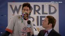 TonightShowWorldSeries World Series Confetti with Keegan-Michael Key