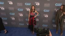 US-Critics-Choice-Fashion-CR-151577612598600002 Stars Shine on the Blue Carpet