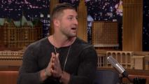 tjf_hlt_s6e086_1015_timtebow_propose_20190213-155013011979800002 'Tonight': Tim Tebow Reveals the Elaborate Way He Proposed