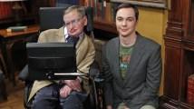 bigbangGettyImages-142302327 Stars React to Stephen Hawking's Death