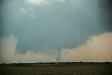 Deadly Storms March East, Raising Tornado Threat