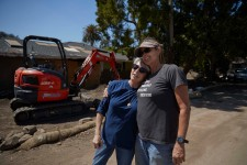 Months Later, SoCal Mudslide Survivors Find Personal Treasures