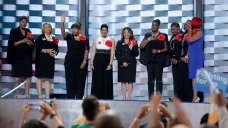 DNC Day 2: Clinton's Historic Nomination and Other Top Momen...