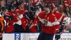 Panthers Score Five Times in Win