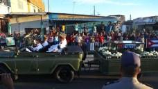 Fidel Castro's Ashes Interred in Private Ceremony in Cuba