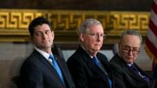 Government Shutdown Nears; No Accord in Sight
