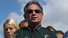 Protesters Call for BSO's Sheriff Scott Israel to Resign