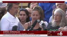 Stoneman Douglas Student Delivers Powerful Speech