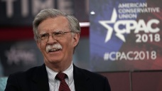 Bolton May Herald Rightward Shift in Trump's Foreign Policy