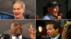 Democrats Have Narrow Lead in Top Florida Contests: Poll