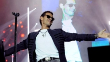 Marc Anthony Cries While Paying Tribute to Juan Gabriel