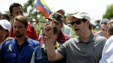 Rubio In Colombia; Warns Venezuela Soldiers to Allow Aid