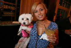 "Dog Lovers Flock to ""Yappy Hour"" at Epic Hotel"
