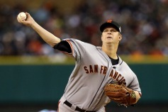 Video: Matt Cain On What It Took to Sweep Tigers
