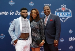 Best Style Moves from the NFL Draft Red Carpet