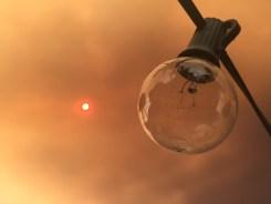 Brush Fire Burns in Santa Clarita