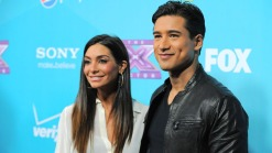 Mario Lopez Marries Courtney Mazza