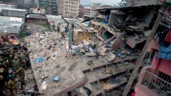 Collapsed Building Had No Permit: Kenya Officials
