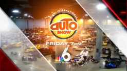 Preview the Miami International Auto Show