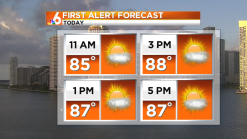Sunday Forecast: Breezy and Sunny