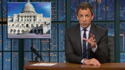 'Late Night' With Seth Meyers: A Closer Look at Congress