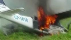 Officials Shoot Down Drug Plane in Peru, Fight in Gun Battle