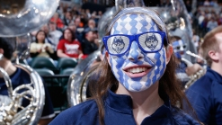 March Madness Courtside: Fans, Mascots, Cheerleaders
