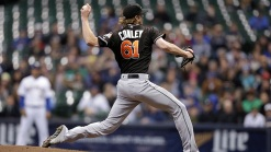 Marlins Nearly No-Hit Brewers in Sixth Straight Win
