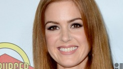 """Isla Fisher Takes A Bite Out Of """"Rise Of The Guardians"""""""