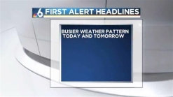 First Alert Forecast -- August 14 -- 6:45pm