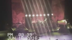 Meat Loaf Collapses During Concert