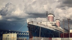 Historic, Rusting Liner Bigger Than Titanic Could Cruise Again