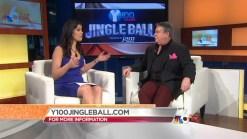 Y100 Jingle Ball: Elvis Duran