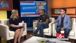 Jon Secada, Broadway's Neil Goldberg Talk 'Broward 100'