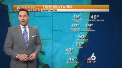 Weather: Chilly Morning Thurs., Warmer Weekend