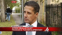 Miami-Dade School Superintendent Discusses Shooting Outside Frances Tucker Elementary