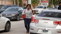 Stray Bullet Nearly Hits Child at Miami School